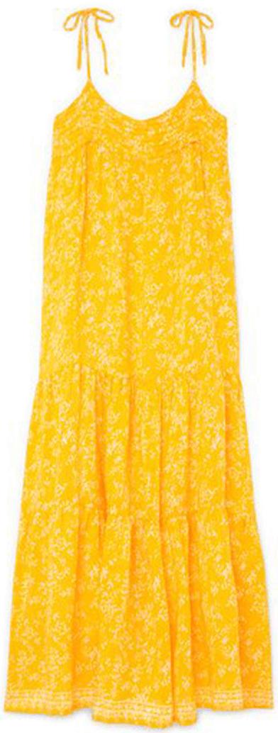 Natalie Martin Melanie Dress, goop, $348