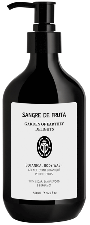 Sangre de Fruta Garden of Earthly Delights بدن شستشو