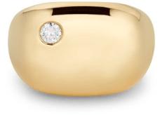 G. Label Sydney Floating-Diamond Pinkie Ring