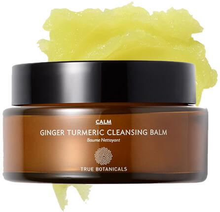 True Botanicals Ginger Turmeric Cleansing Balm