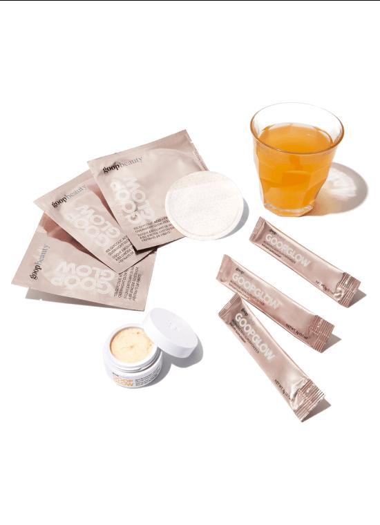 Glowing Skin Bestsellers Kit