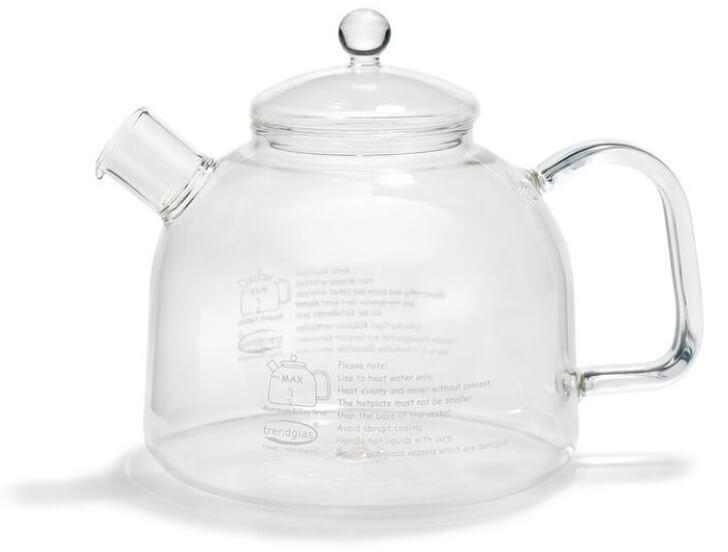 Trendglas JENA             GERMAN GLASS WATER KETTLE             goop, $35