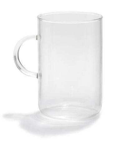 Trendglas JENA Large German Glass Mug goop, $22