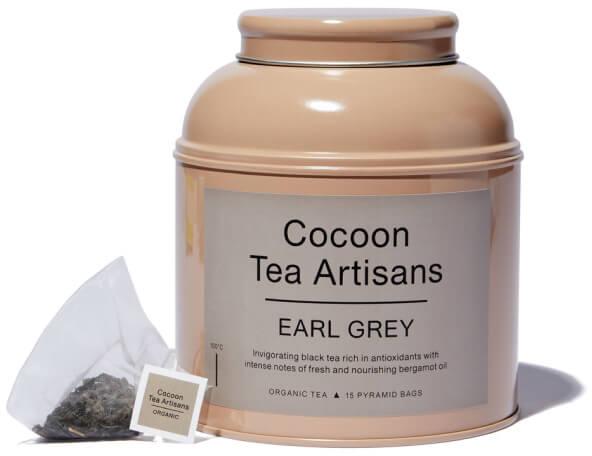 Cocoon Tea Artisans 100% Organic Earl Grey Tea, goop, $32