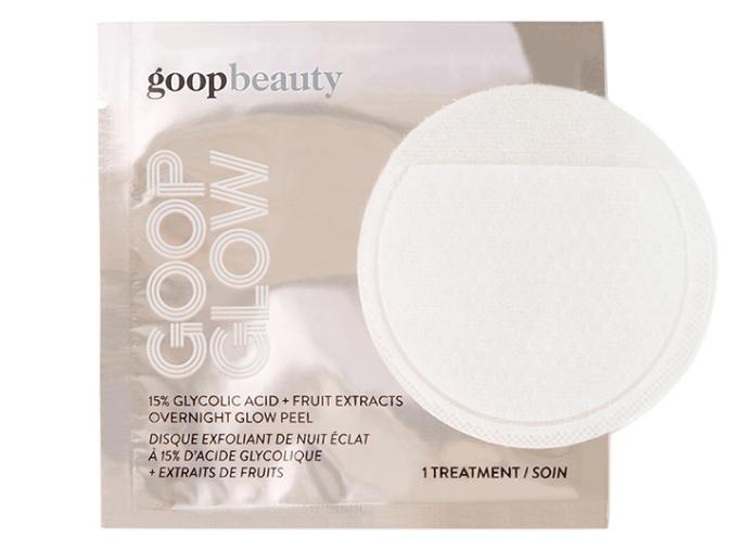 goop Beauty GOOPGLOW 15٪ اسید گلیکولیک شبانه لایه براق
