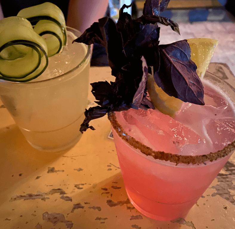 mezcal drinks