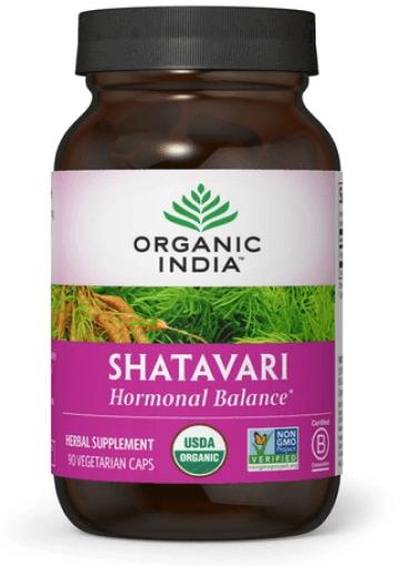 Organic India SHATAVARI goop, $22