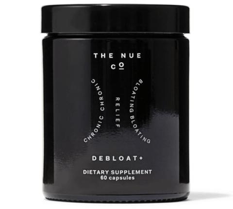 The Nue Co Debloat+ goop, $45