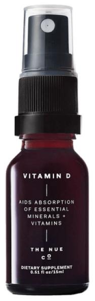 The Nue Co Vitamin D Spray goop, $25