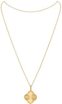 گردنبند Van Cleef & Arpels Van Cleef & Arpels ، 7،800 دلار