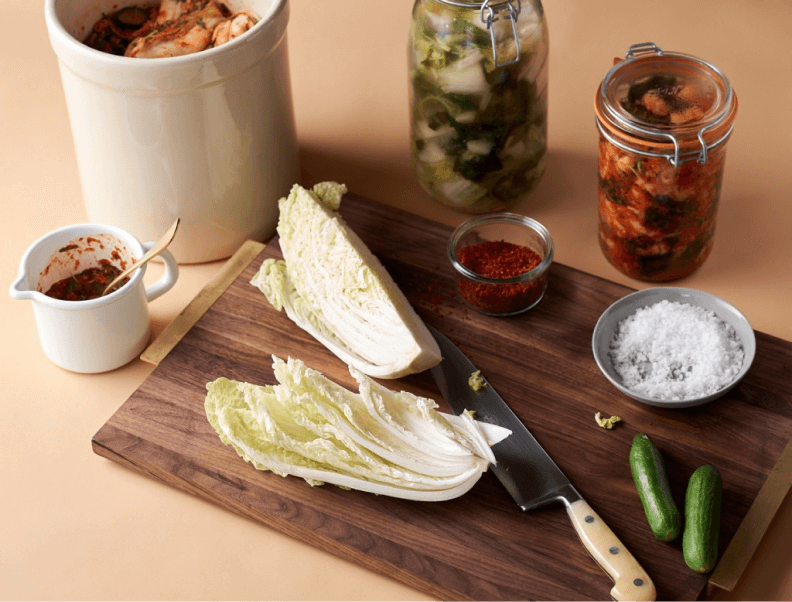 3 Very Good Reasons to Host a Kimchi Party