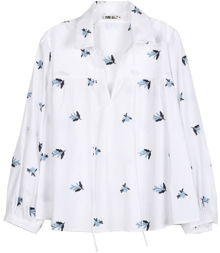Ciao Lucia top goop, $295