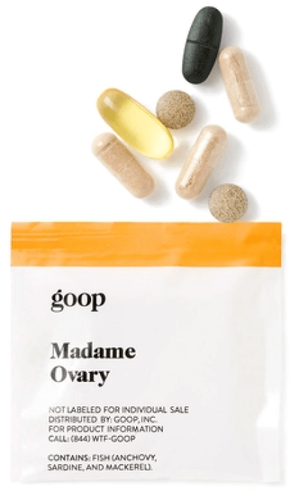 goop Wellness MADAME OVARY goop, $90/$75 with subscription