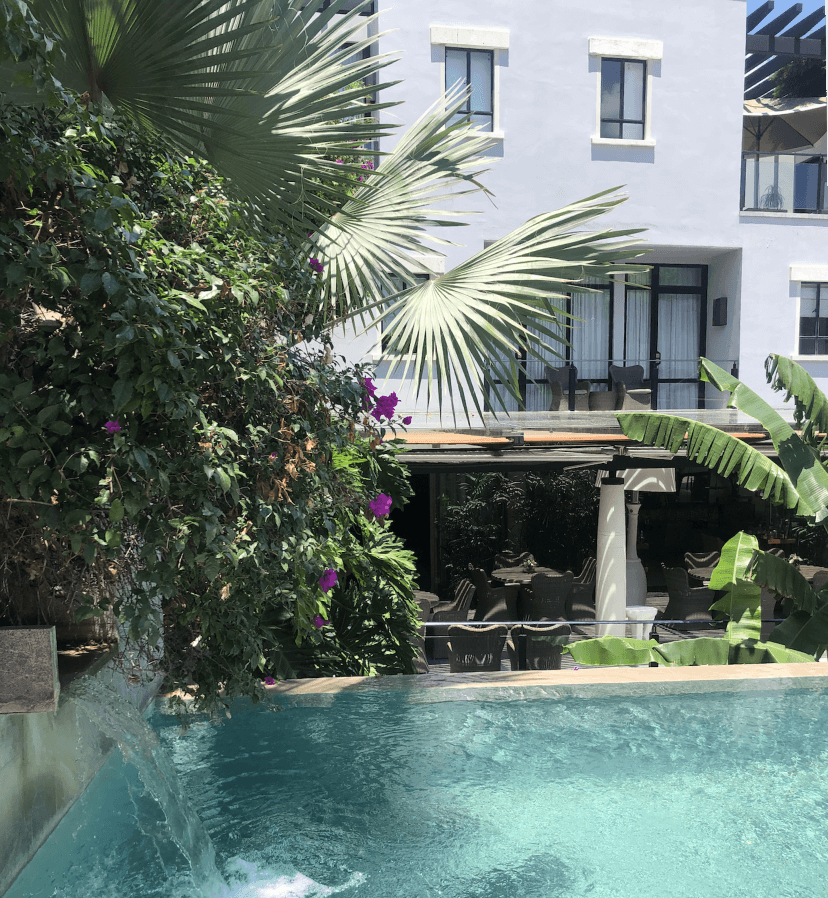 Hotel Matilda pool