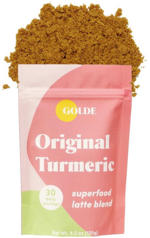 Original Turmeric Latte Blend goop, $29
