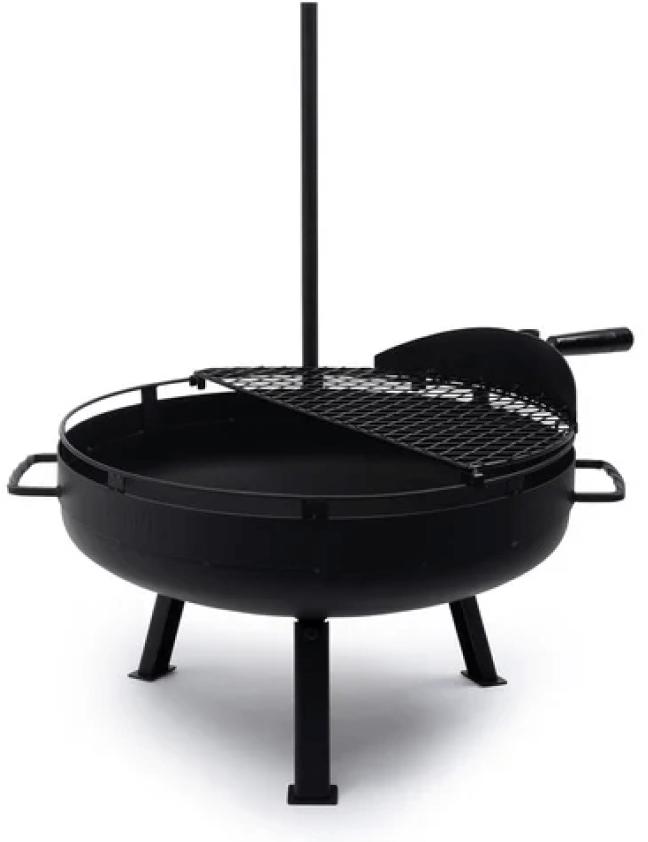 Barebones Portable fire pit & Grill