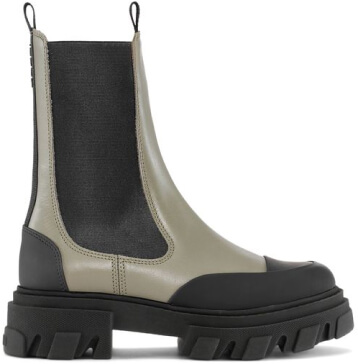 Ganni boot goop, $445