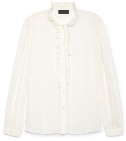 Nili Lotan blouse goop, $575
