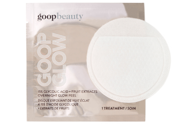 goop Beauty GOOPGLOW 15٪ لایه براق شبانه گلایکولیک