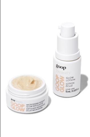 GOOPGLOW Glowing Skin Duo