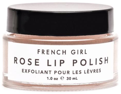 لهستانی رژ لب دختر فرانسوی