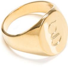 Sarah Chloe x goop Lana Pinky Ring