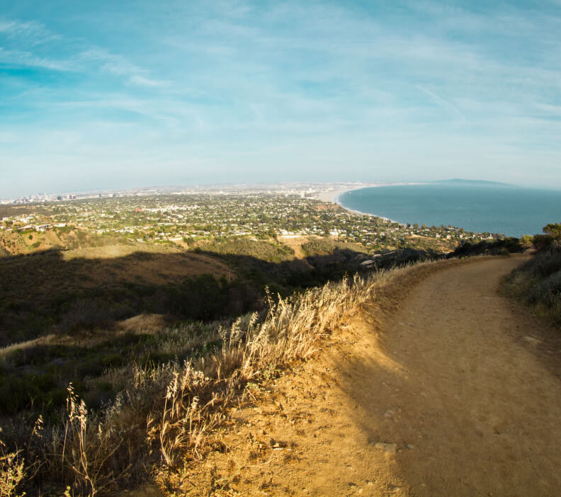 Los Leones Trail