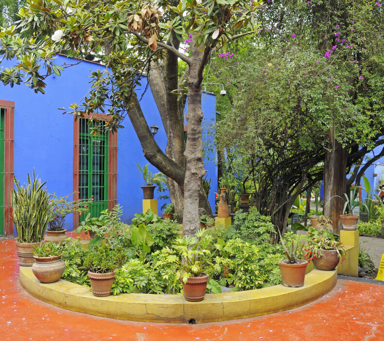 Museo Frida Kahlo (La Casa Azul)