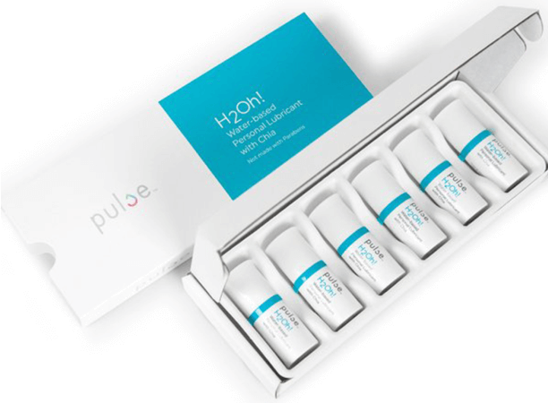 Pulse               H2Oh! Personal Lubricant (6 Pack Refill)