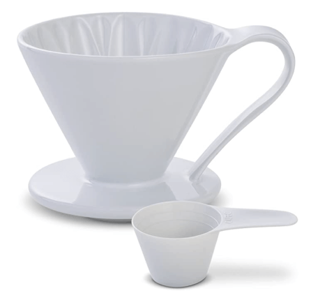 CAFEC Pour Over Coffee Dripper by Sanyo Sangyo