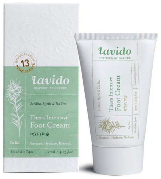 کرم پا Lavido Thera-Intensive