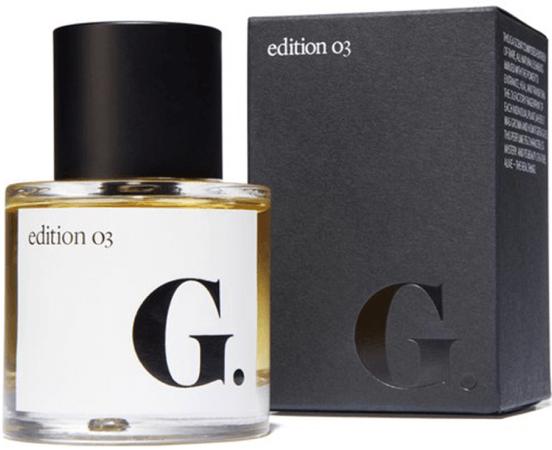 goop Beauty Eau de Parfum: Edition 03 - Incense, goop, $125