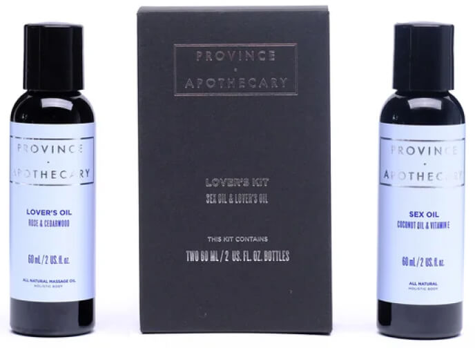 Province Apothecary Lover's Kit goop, $34