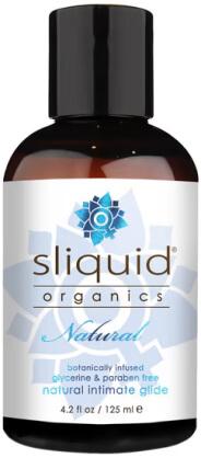 Sliquid Organics Natural 4.2 oz goop, $15