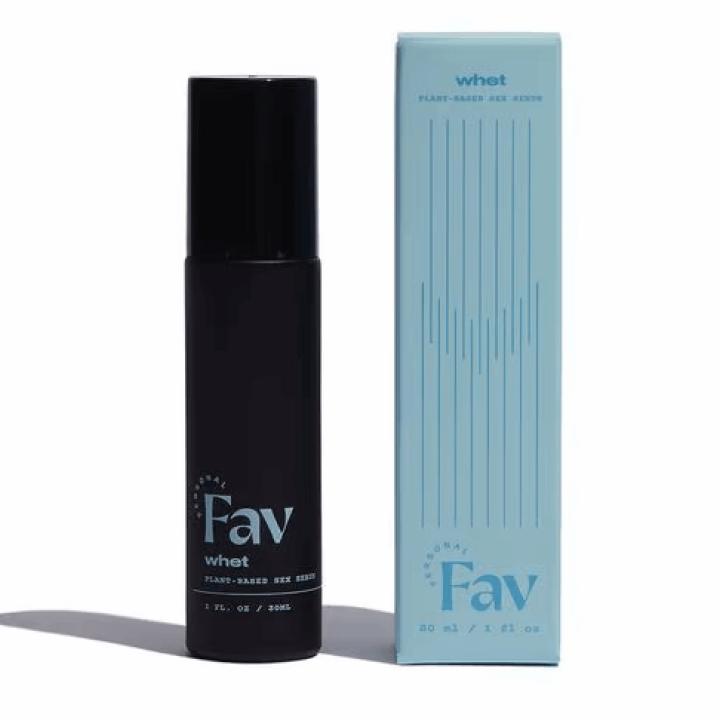Personal Fav Plant-Based Sex Serum