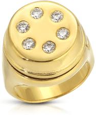 Monbouquette ring