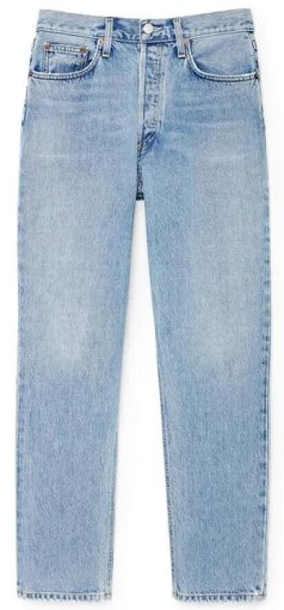 AGOLDE jeans goop, $188