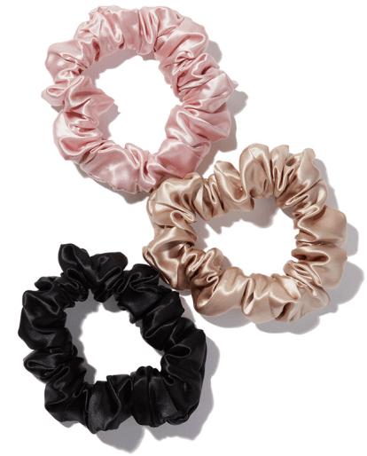Slip Silk Scrunchies - Large